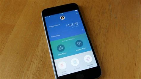paypal mobile app streamlined payment apps paypal app