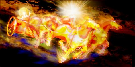 elijah and chariot of fire the ministry of angels and the spirit of truth