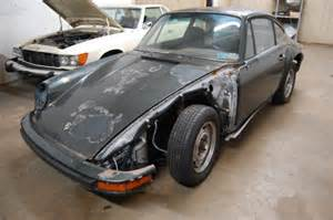 Porsche Restoration Florida 1980 Porsche 911 Roller Excellent Outlaw Backdack Track