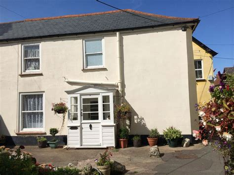 character cottage in friendly homeaway watchet
