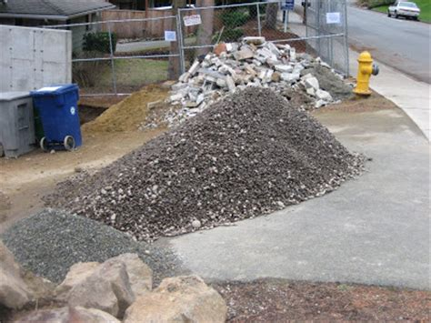 3 Yards Of Gravel Our Home 10 Yards Of Gravel