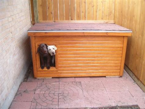 Insulated dog house plans dog house plans