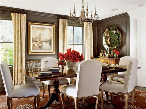 Brown Dining Room by Coastal Living Brilliant Brown
