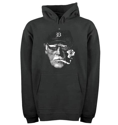 Sweater Hoodie Unisex Pull cigarette jim leyland unisex hoodies pull