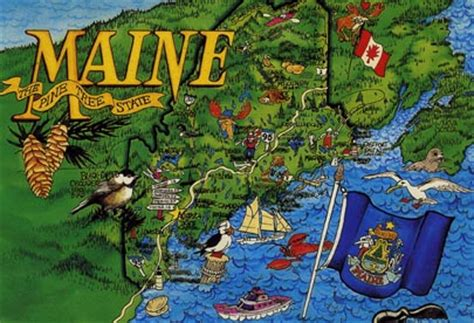 Maine The 23rd State by Maine 23rd State