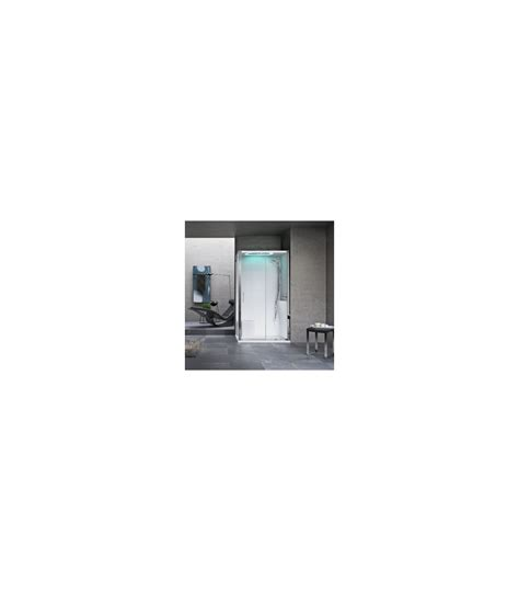 box doccia multifunzione novellini cabina doccia multifunzione eon a 100x80 novellini