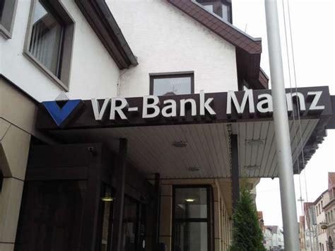 banken in mainz bilder und fotos zu volksbank alzey worms eg filiale