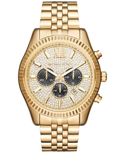 michael kors watches design style at mendesignstyle
