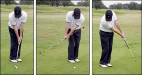 Backyard Chipping Drills by Golf Chipping Tips