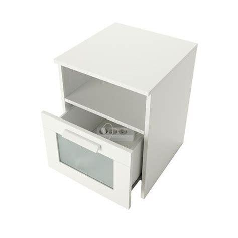 Brimnes Nightstand brimnes nightstand white