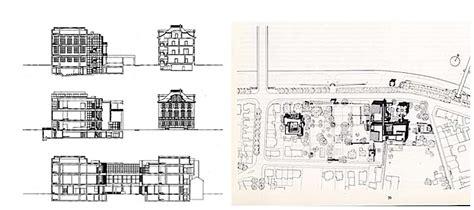 Richard Meier Floor Plans by Frankfurt Ephemeralurbanity