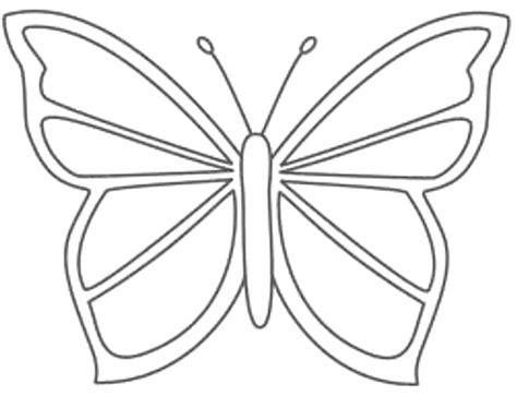 butterfly pattern for kindergarten image detail for butterfly craft wood scroll saw pattern
