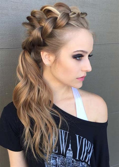 100 trendy long hairstyles for women to try in 2017