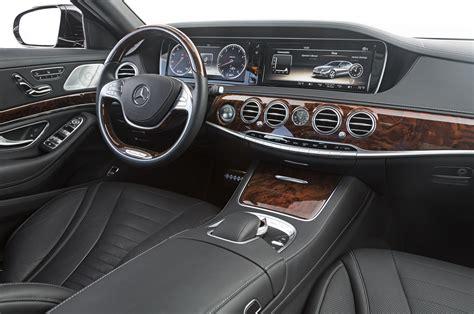 mercedes s550 interior 2014 s550 interior html autos weblog