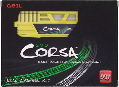 Original Geil Ddr3 Evo Veloce Pc12800 Dual Channel 4gb 2x2gb 1 kingston hyperx genesis ddr3 1600 cas 9 tom s hardware