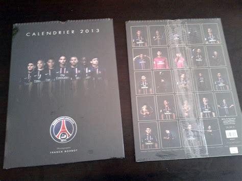 Calendrier Ligue 1 2013 Psg Concours 2 Calendriers 2013 Du Psg 224 Gagner