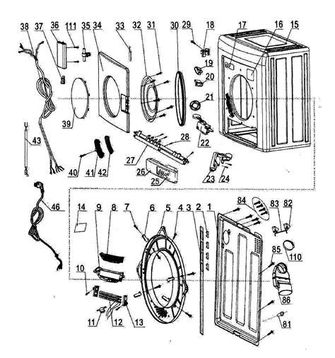 haier dryer wiring diagram wiring diagrams repair wiring