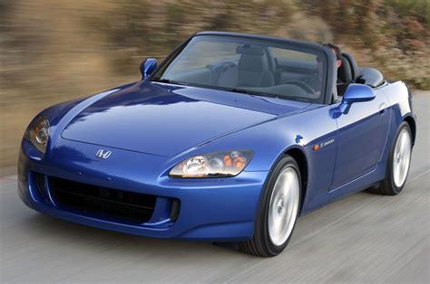 honda convertible report honda baby nsx sports car to have hybrid power
