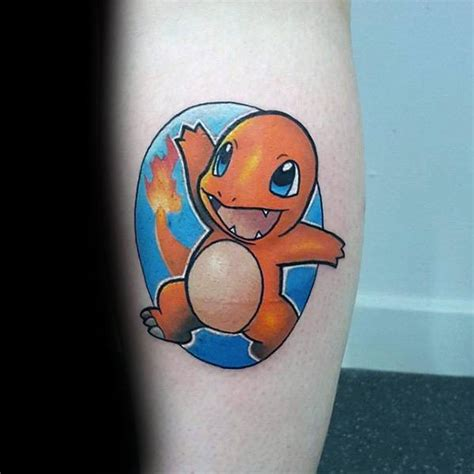 charmander tattoo charmander parryz