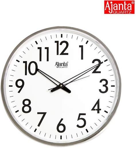 wall clock online amazon ajanta analog wall clock price in india buy ajanta