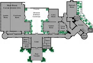 banquet floor plan virtual tour of facility landscaped grounds banquet hall