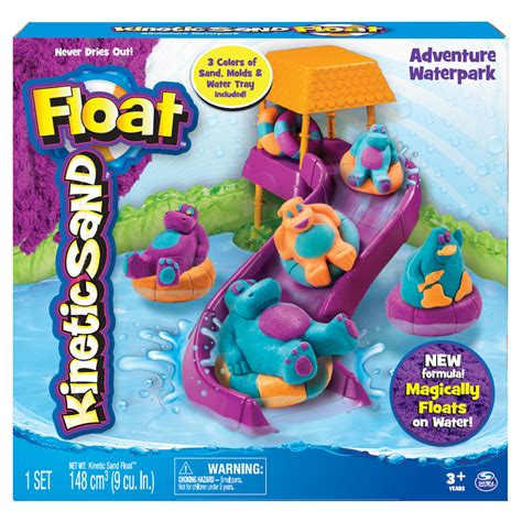 Mainan Play Sand Animal Paradise spin master kinetic sand kinetic sand float adventure