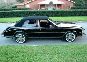 84 Cadillac Seville 1984 Cadillac Seville Mjc Classic Cars Pristine