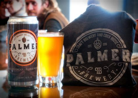 palmer ale house palmer brewery and cider house creates space for craft beer spirits and ciders