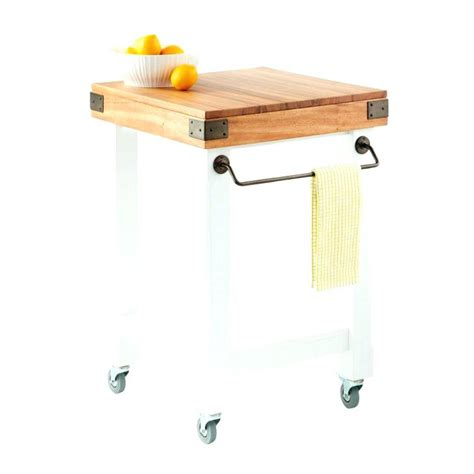 butcher block kitchen island cart 2018 rolling butcher block greensandblues