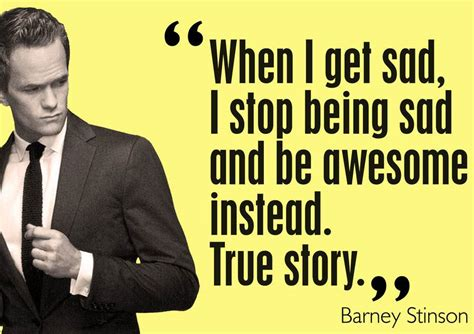 barney stinson quotes awesome barney quotes quotesgram
