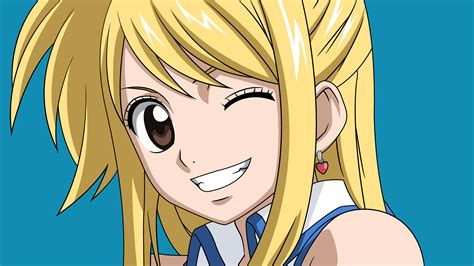 download film anime fairy tail lucy computer wallpapers desktop backgrounds 3840x2160