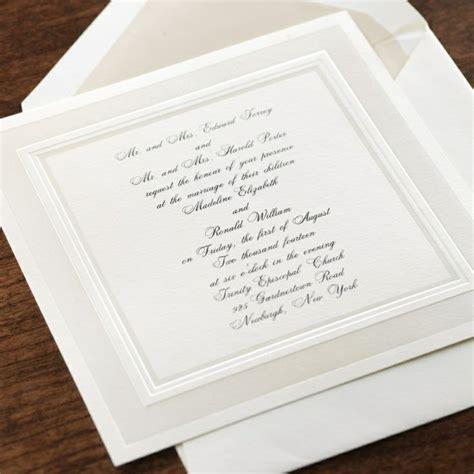 Costco Wedding Invitations