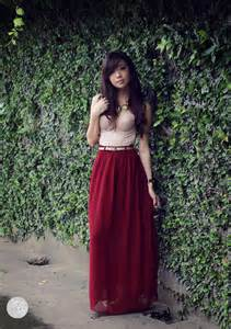 World of fashion lovers blood red and lingerie