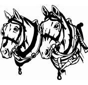 Mule Horse Rodeo Western Car Truck Window Vinyl Decal Sticker EBay