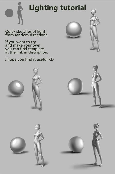 tutorial video lighting 62 best images about art lighting and shading references