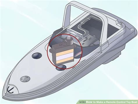how to make a boat model how to make a remote control toy boat 11 steps with