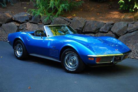 1972 corvette price custom 1972 corvette stingray convertible