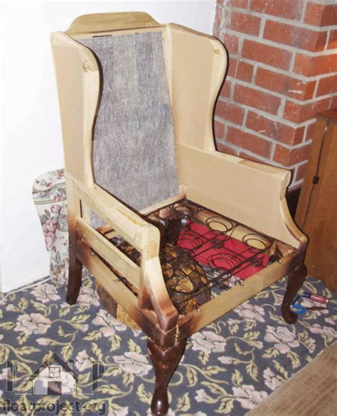 Design Ideas For Chair Reupholstery How To Reupholster Your Chairs Home Designs Project