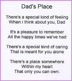 Father s day poems for kids poetry from kids for father day more