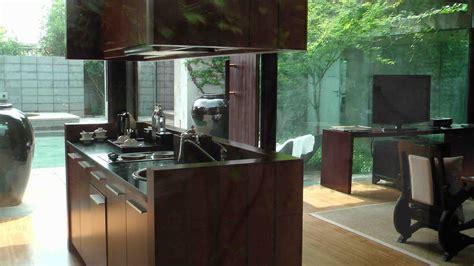 kleine küchen optimal einrichten schlafzimmer beige rosa