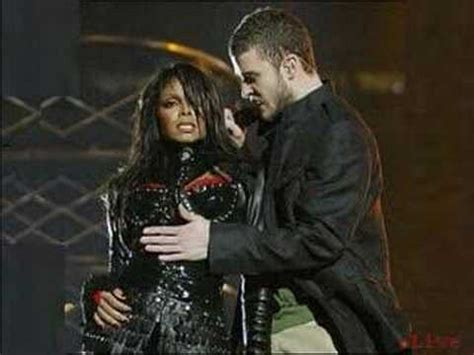 Janet Jackson Wardrobe Unedited by Justin And Janet