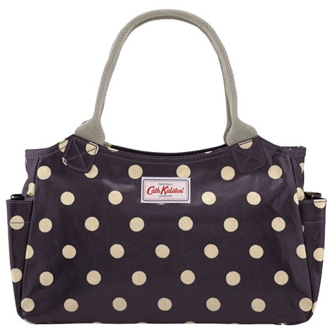 Day Bag by Cath Kidston Grape Button Spot Day Bag 516501