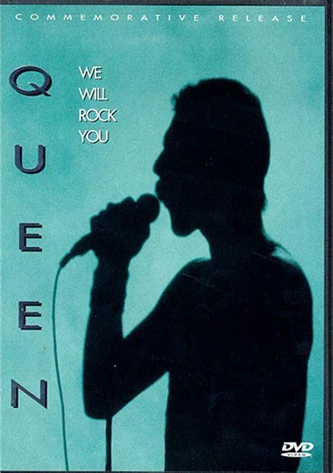 queen film we will rock you queen we will rock you dvd 1982 dvd empire