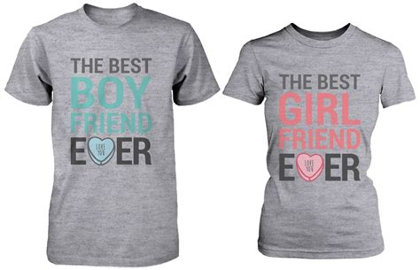 Bf And Gf Shirts Best Boyfriend And Matching