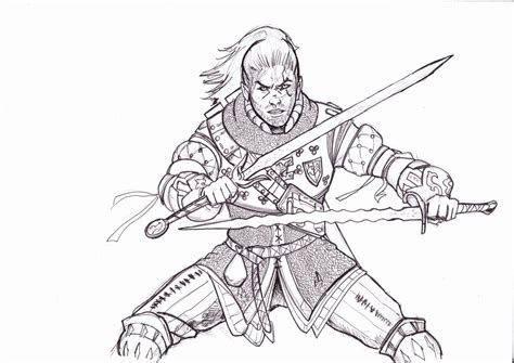 the witcher coloring book books witcher 3 by nielisson on deviantart