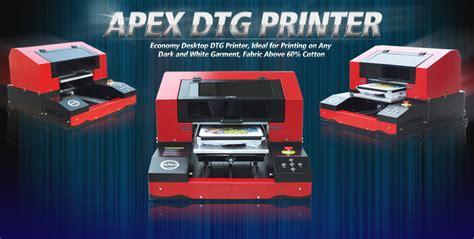 Printer Dtg A4 A3 Murah Surabaya Printer A3 Jual Dtg Printer A3