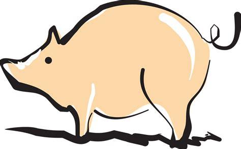 grange des animaux image vectorielle gratuite cochon grange ferme