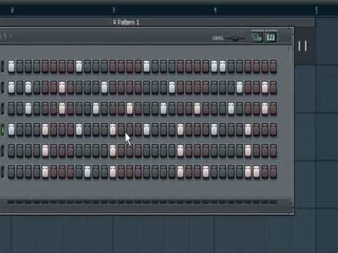 fl studio drum pattern tutorial fl studio drums for starters getting to know the program