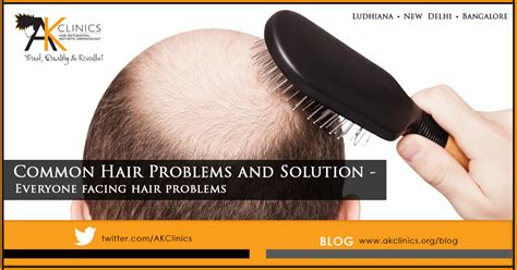 Hair Problem Solutions hair loss problem hair fall solution and treatment