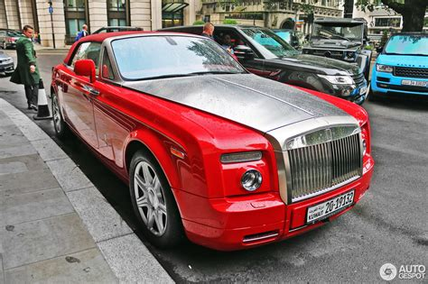 roll royce phantom drophead coupe rolls royce phantom drophead coup 233 3 april 2017 autogespot